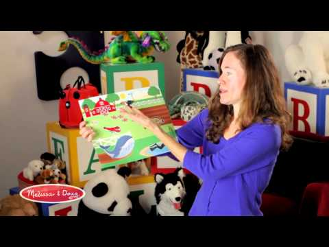 Reusable Stickers by Melissa and Doug