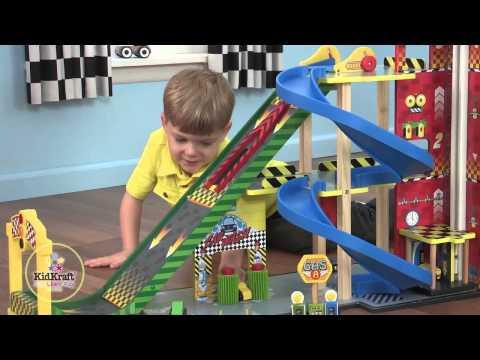 KidKraft Mega Ram Racing Set - Item 63267