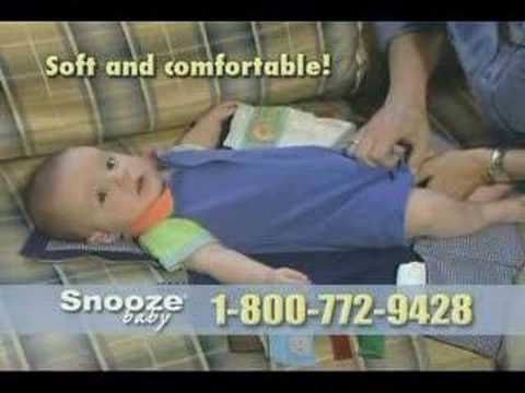 Snoozebaby Easy Changing Commercial