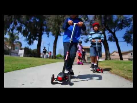 Y Glider XL Video