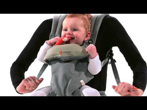 Ergobaby 360 Carrier -- Front-Outward Carry