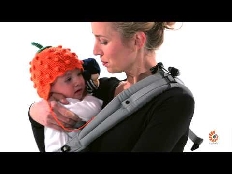 Ergobaby 360 Carrier -- Hip Carry